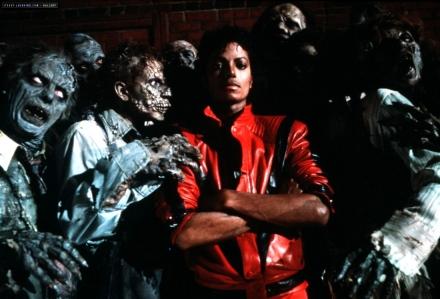 Clipe de Thriller